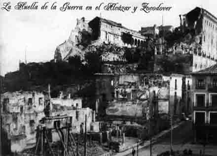 El Alcázar tras la guerra