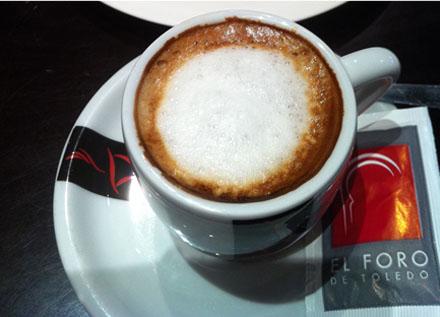 Café y churros